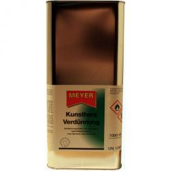 Kunstharz-Verdünnung- 6 Liter - frostfrei