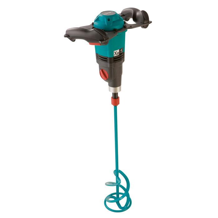 """Hand mixer """"Xo 4"""" - for mixing volumes up to 65 liters - 230 V / 50 - 60 Hz - Power 1300 W / 5.6 A - 2 courses"""