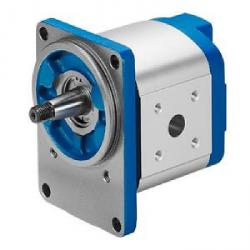 Gear pump - clockwise rotation - with Plesseyflansch - size 1
