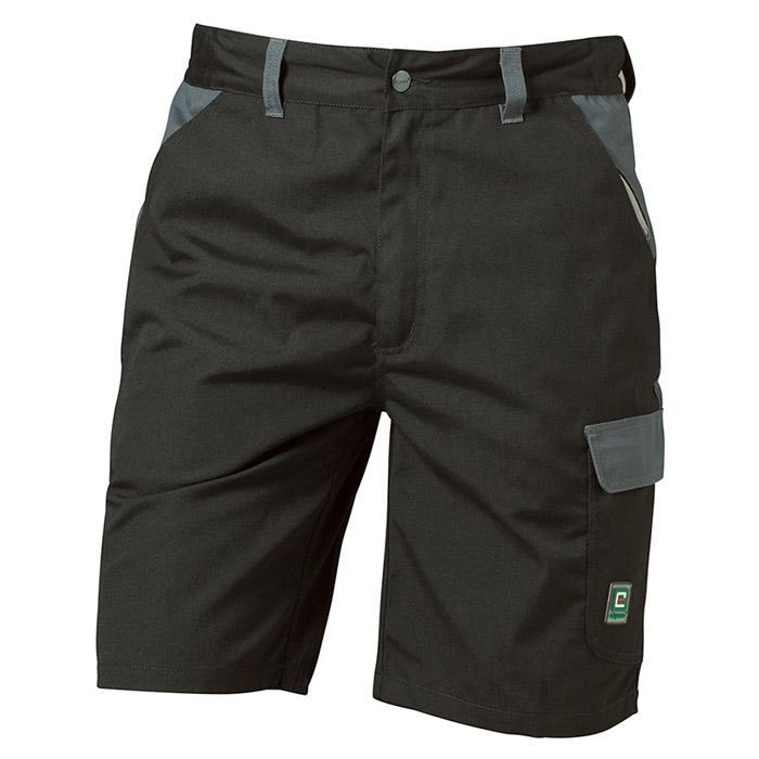 "Modern-Fit Shorts ""RIO"" - czarny / szary - Gr. 44-64"