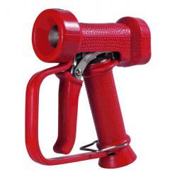 """Lågtrycks tvättpistol """"Dinga"""" - Röd - Rostfritt stål - för varmvatten"""
