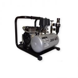 """Einzylinder-Pendelhubkompressor """"Modell 86R-4B"""" - ölfrei - 4 l-Druckbehälter"""
