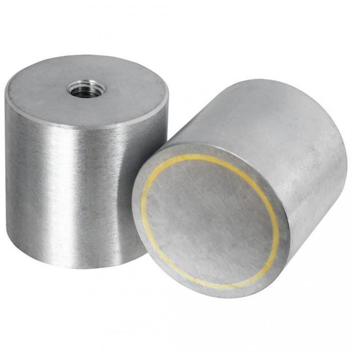 Stabgreifer - aus Neodymium - mit Innengewinde - Haftkraft 6-340N