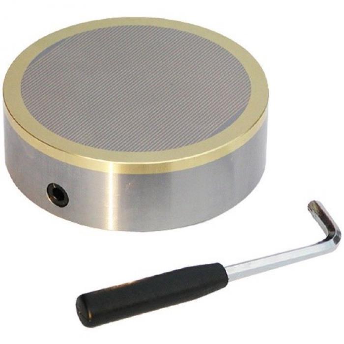 Magnetspannfutter - rund - mit Parallelpolteilung - Fein- oder Standardpolteilung
