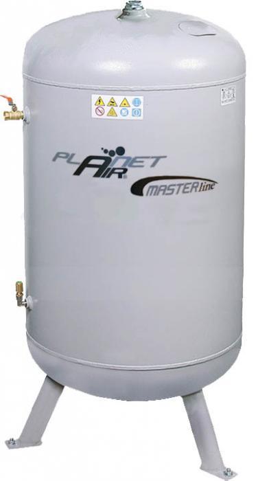 Récipient sous pression - 270 résultats à 500 litres - 11 bar - PLANET-AIR