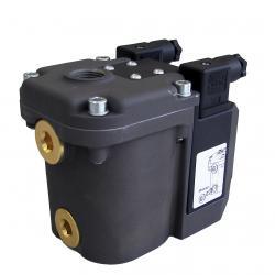 Kondensatentleerung - autom.  - 8-15 bar - elektronischer niveaugesteuerter Kondensatableiter - PLANET-AIR