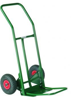 "Wheelbarrow ""ROLLAX ® 946"" - foldable shovel - crank system"