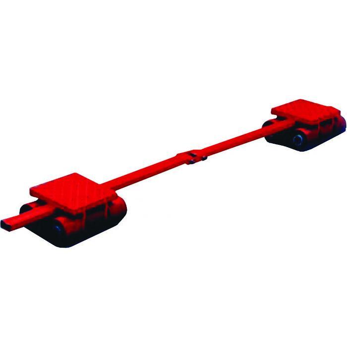 Maskintransportör - typ Y - flexibel - smidig - till 32 ton
