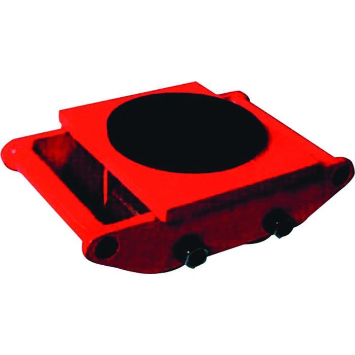 Transport roller - Type CTA - heavy-duty - up to 18t - Steel