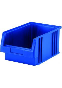 Bac de rangement - empilable - 330 / 301 x 213 x 150 mm - PLK 2