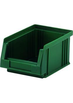 Sichtlagerkasten - stapelbar - 164/150 x 105 x 75 mm - PLK 4