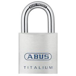 80 TITALIUM™ - ABUS Vorhangschloss - security level 6 bis 8