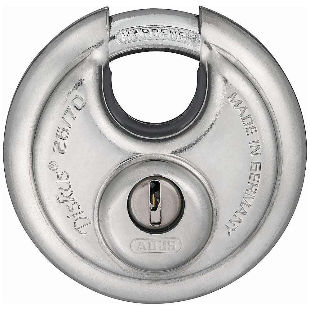 ABUS Diskus® 26 - Vorhangschloß - security level 8
