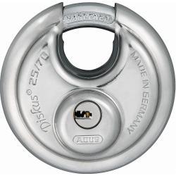 ABUS Diskus® 25 - Vorhangschloß - security level 8 - mit 5 Schlüsseln