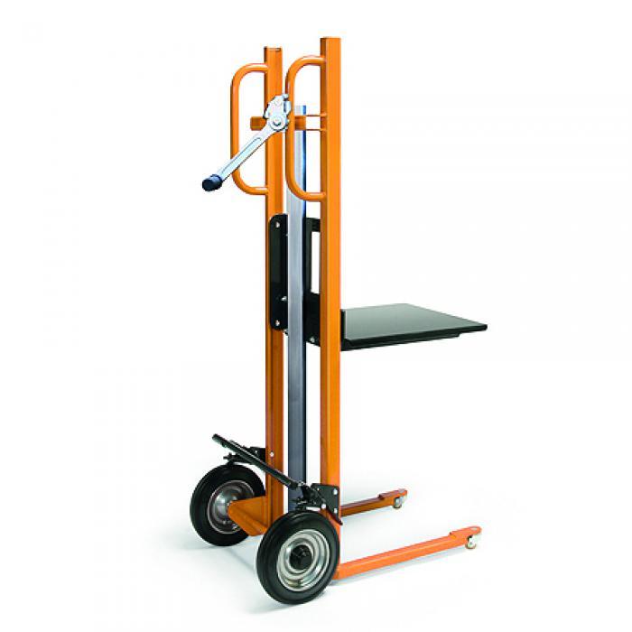 Hubkarren / Materialheber - handfahrbar - Tragfähigkeit bis 150 kg