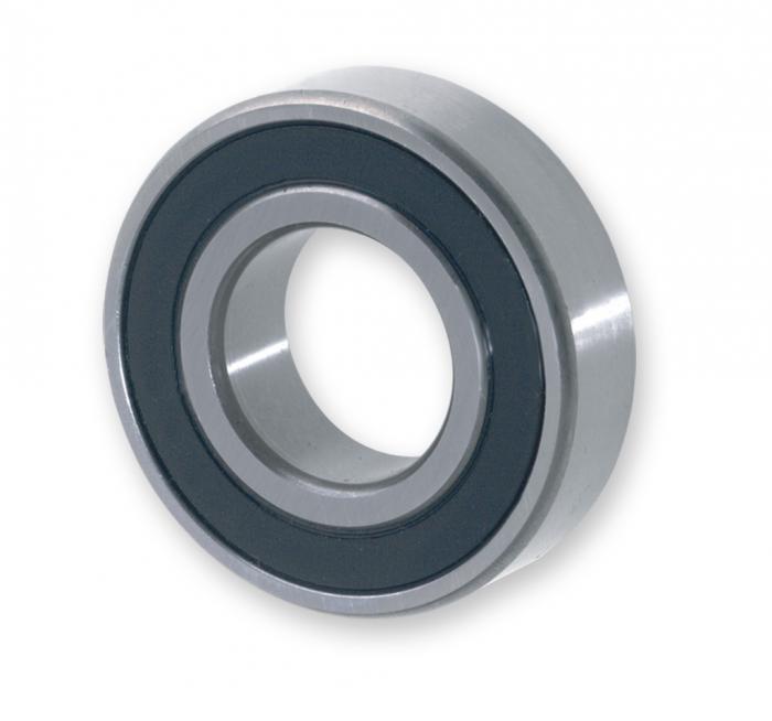 Kugellager - für Räder - Außen-Ø bis 62 mm - Innen-Ø bis 25 mm