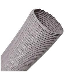 PVC sug- och tryckslang - grå (standard) - superlätt