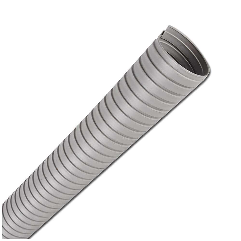 Absaugschlauch - PVC - 1907/2006/EC - Innen-Ø 32 bis 100 mm - Außen-Ø 36 bis 104 mm - 5 m - Preis per Rolle
