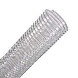 PU sugslang för Industri - hög slitstyrka - inner-Ø 25 - 300 mm