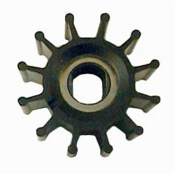 Ersättande nitrilhjul - för länspumpar - dimensioner 57 x 31,5 mm (Ø x B)