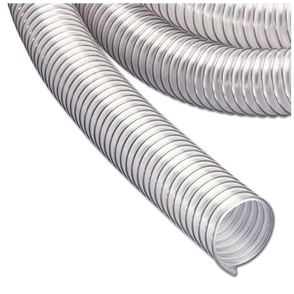 PUR Sugslang Granulat - AIRDUC PUR 355 - Inner-Ø 13-500 mm