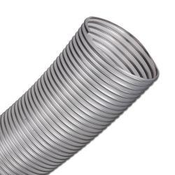 Sugslang - PUR - inner-Ø 50-400 mm - slittålig - superlätt