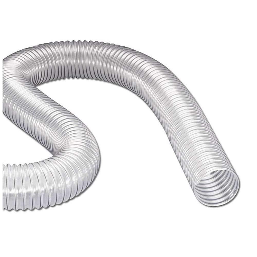 PROTAPE® PUR 330 AS - Saug- und Gebläseschlauch - Innen-Ø 25 bis 500 mm - antistatisch - Preis per Meter und Rolle