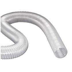 PUR hose gases / dusts - flexible inner-Ø 25 - 350 mm
