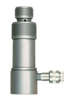 Vérin pneumatique à simple effet- force portante de  5-20 t - de RODAC