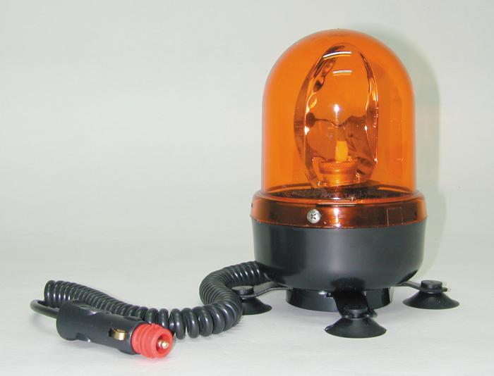 Autodach-Magnetrundummkennleuchte