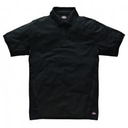 "Polo ""Two Tone"" - Dickies - Nero"