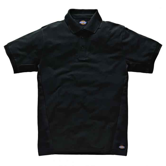 "Pikétröja ""Two Tone"" - Dickies - svart"
