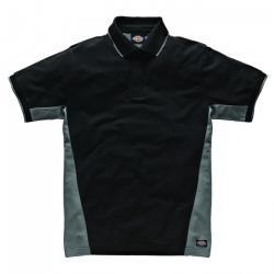 "Poloshirt ""Two Tone"" - Dickies - grau/schwarz"