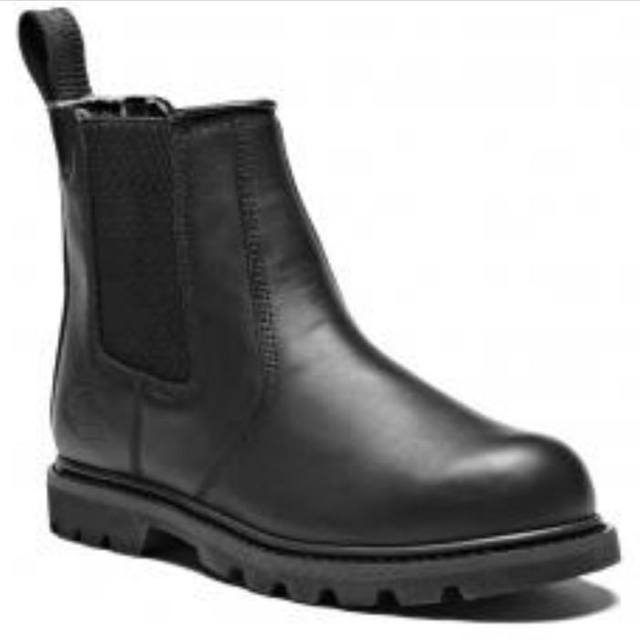 "Boot SB-P ""Fife återförsäljare"" - Dickies - Svart"