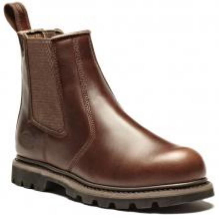 """Boot SB-P """"Fife återförsäljare"""" - Dickies - Brun"""