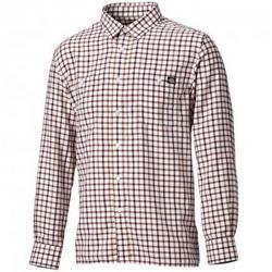 "Check Shirt ""Granger"" - Brun pläd - Dickies"