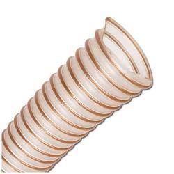 Tubo d´aspirazione per granulati - in PUR - Ø interno da 20 a 250 mm
