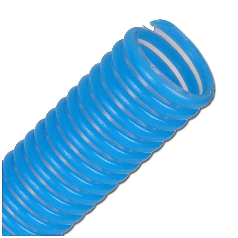 Saugschlauch - EVA- Schlauch - flexibel - leicht - Innen-Ø 32 bis 50 mm - Außen-Ø 33,2 bis 51,8 mm - Preis per Meter und Rolle