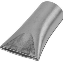 """Flachdüse """"Typ DUE 110"""" - DN 4 bis 10 - Anschlussarmatur - Aluminium blank - DN 4 bis 16 - Länge 34 bis 60 mm - Preis per Stück"""