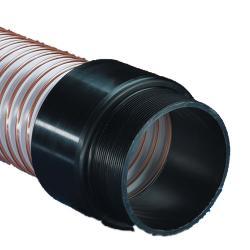 Gewindestutzen CONNECT 242 - PUR - Innen-Ø 50 bis 150 mm - Gewinde 2 bis 6 Zoll - Preis per Stück