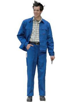 colletto della giacca, bluette / verde / bianco / kahki, BW: 270 g / m²