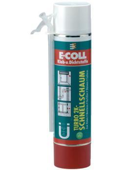PU 2K Quick Foam - 400ml - (MDI-innehållande) - E-COLL