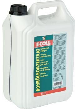 Bohrölkonzentrat - 1 l / 5 l / 10 l - E-COLL