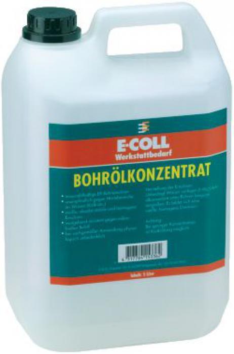 Bohrölkonzentrat - 1 l/5 l/ 10 l - E-COLL
