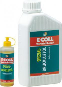 Spezial-Druckluftöl - 125 ml/ 1 Liter - E-COLL