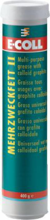 Mehrzweckfett II - with colloidal graphite - E-COLL