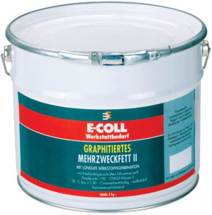 Mehrzweckfett II - with colloidal graphite - E-COLL