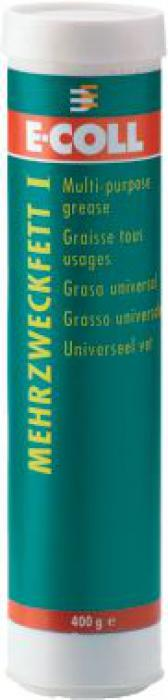 Bright multi-purpose grease I - 400 g / 1 kg / 5 kg - E-COLL