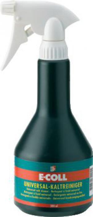 Kaltreiniger - 500-ml-Sprühflasche/ 5-l-Kanister - E-COLL