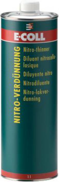Nitro-Verdünnung 1 l/ 3l l/ 6 l/ 12 l/ 30 l - E-COLL